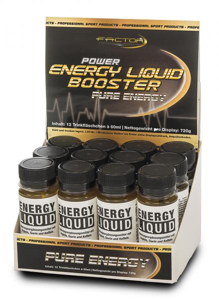 Booster Energy Inhaltsstoffe