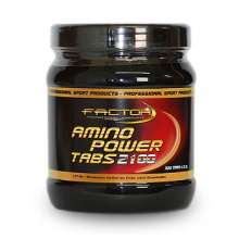 Factor - Amino Power Tabs 2100mg